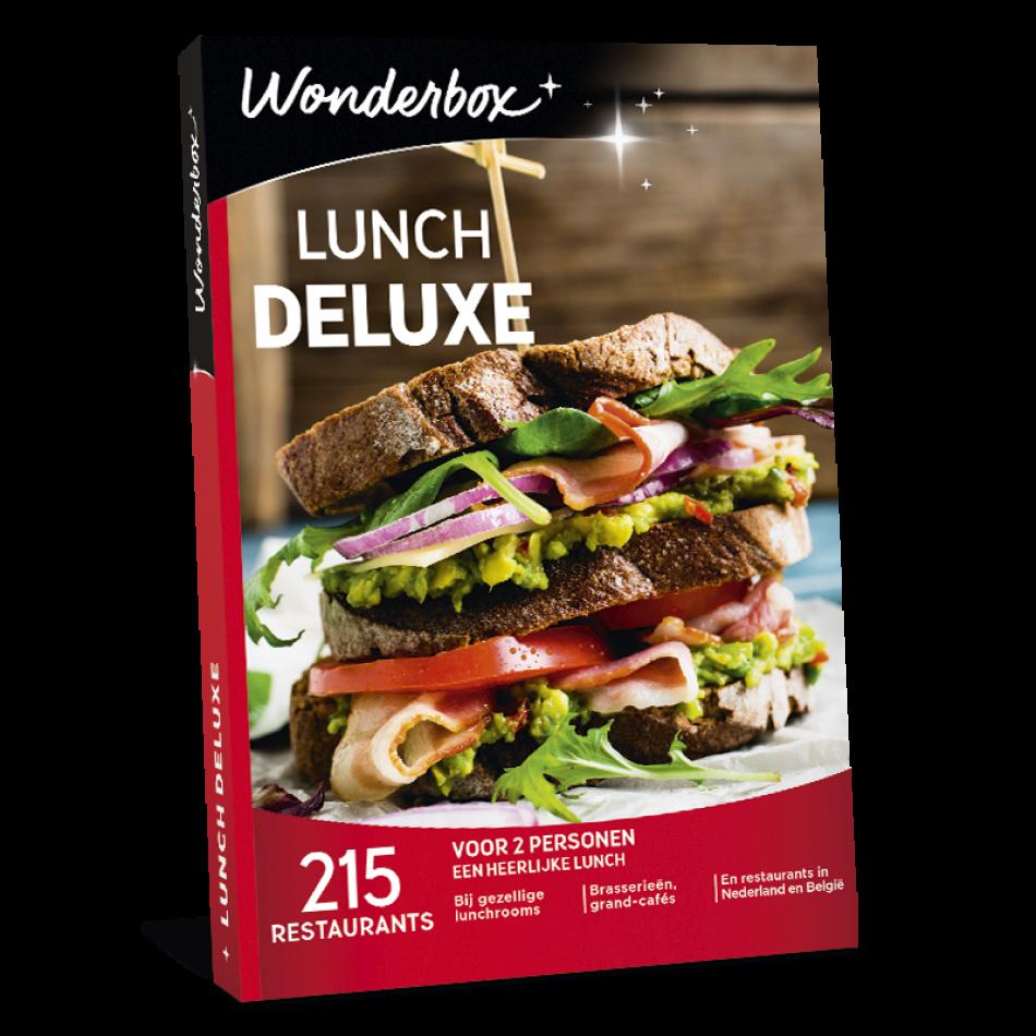 Wonderbox - Lunch Deluxe