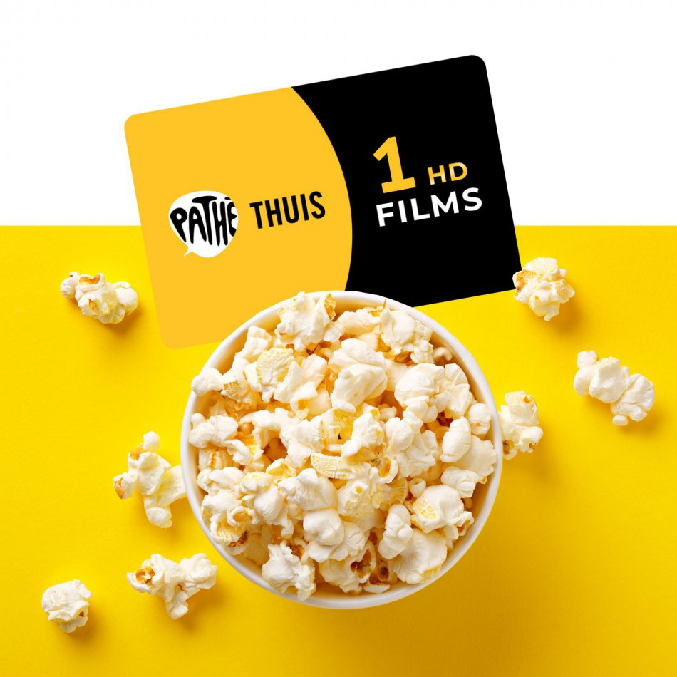 Pathé Thuis: Popfilms Only!