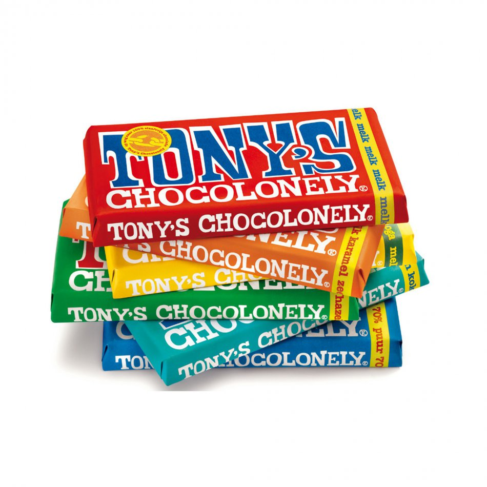 Tony's Personal Chocolate