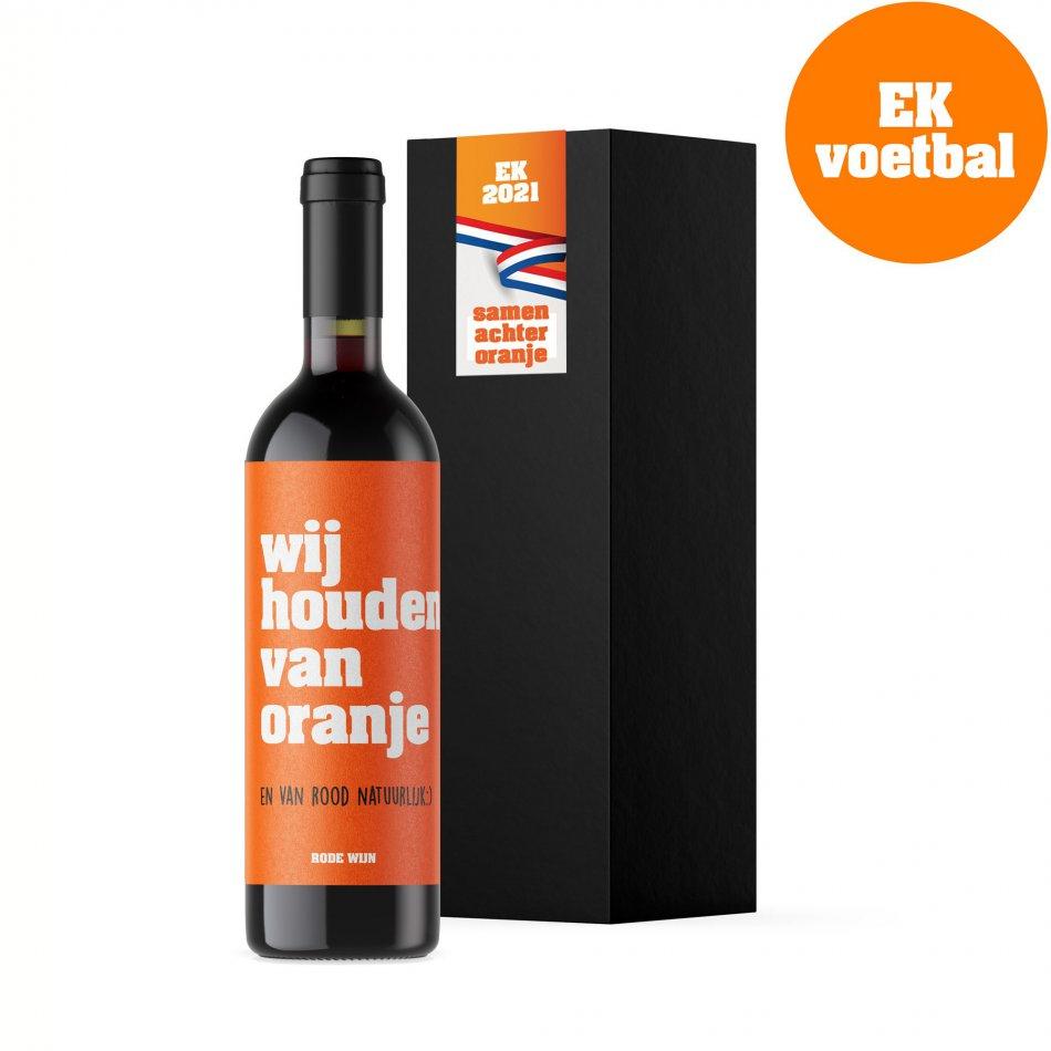 Wij Houden Van Oranje (en rood)..