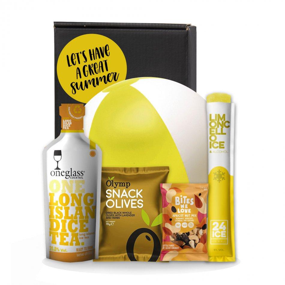Great Summer Yellow